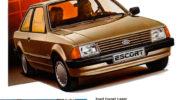 форд эскорт 1 6 бензин характеристики
