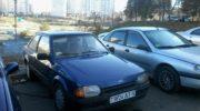 форд эскорт 1988 дизель 1 6