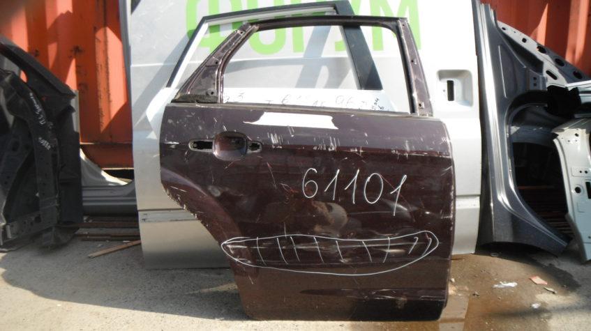 ford focus 2 задняя дверь