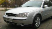 форд мондео 2001г