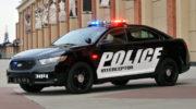 форд таурус полицейский