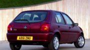 форд фиеста 1999 фото