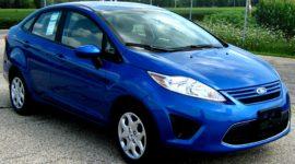 форд фиеста 2011 фото