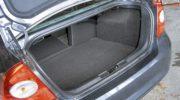 форд фокус седан багажник
