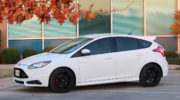 ford focus white and black фото