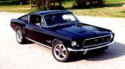 форд мустанг 68