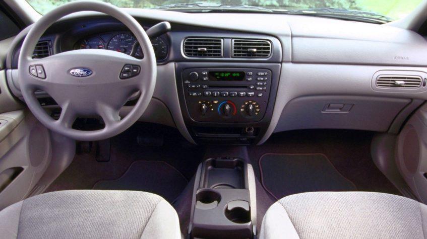 форд таурус 3 0