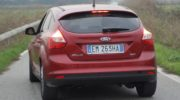 ford focus тест