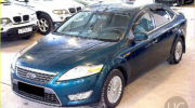 ford mondeo 2007 2 0