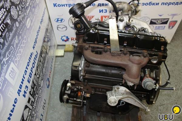 двигатель форд транзит 2 5