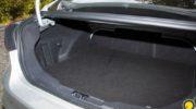 ford focus 3 объем багажника