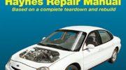 руководство по ремонту форд таурус 1996 скачать