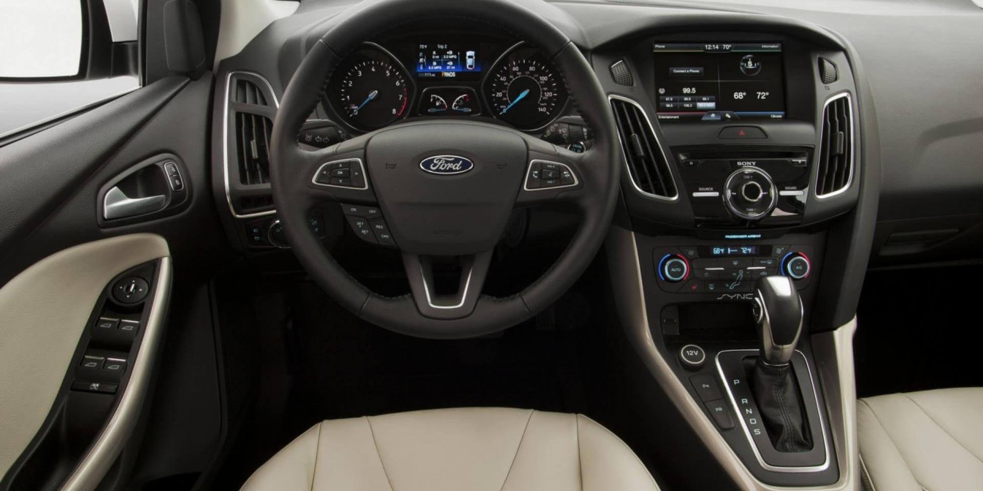 новый форд фокус 2017 года #10