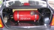 газовое оборудование на автомобили форд