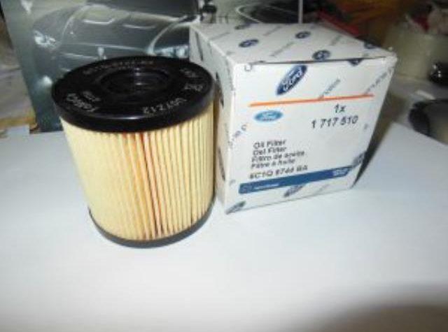 фильтр масляный форд мондео