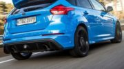 ford focus rs характеристики
