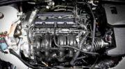 двигатель автомобиля форд фокус 2