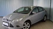 ford focus 2012 цена