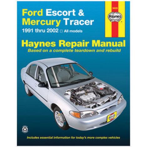 Инструкция по эксплуатации и руководство по ремонту Ford