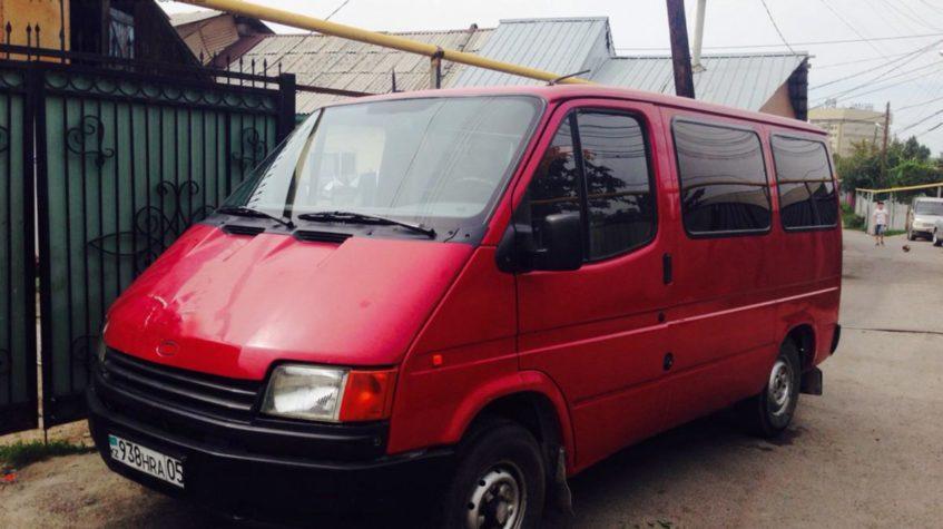 форд транзит 1992 год