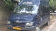 ford transit 2005 отзывы
