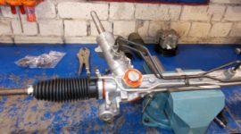 ремонт рулевой рейки ford focus