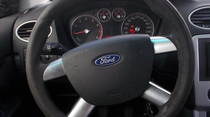 ford focus 1 руль