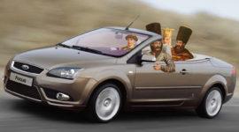 форд фокус кабриолет купить