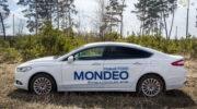 тест драйв форд мондео