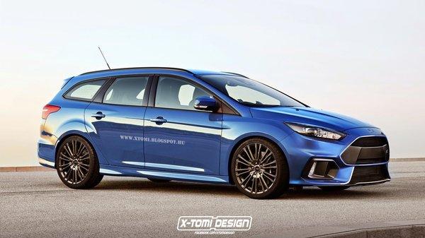ford focus универсал 2016