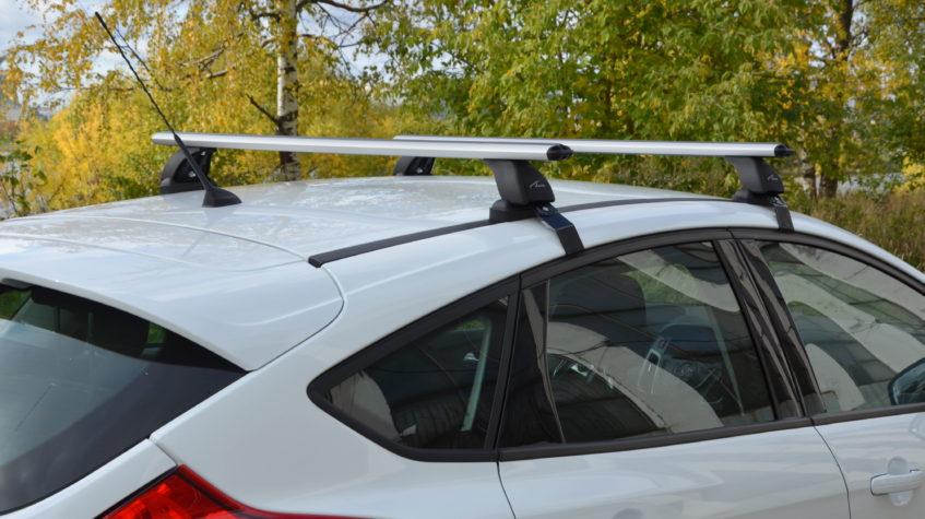 багажник на крышу автомобиля форд куга