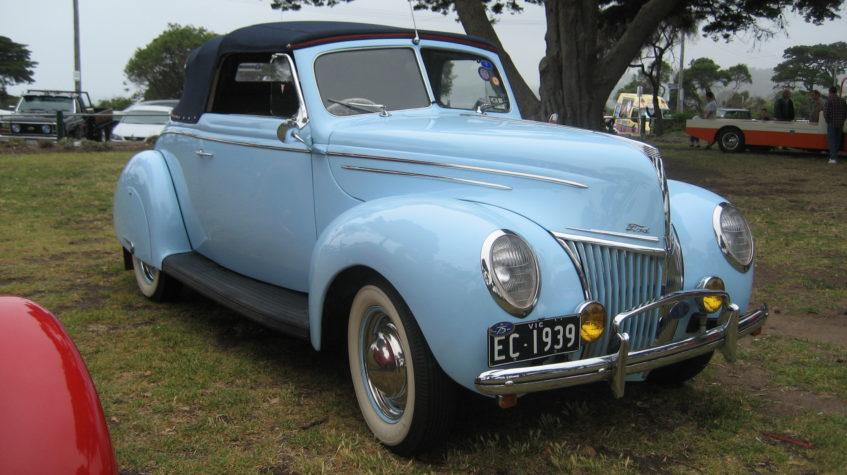 форд 46 года кабриолет википедия