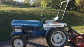 куплю трактор форд