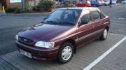форд эскорт 1994