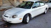 форд таурус 1996 фото