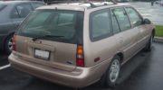 форд эскорт 1997 видео