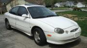 форд таурус 1998