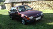 форд эскорт 1990 года