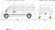 форд транзит грузовой фургон габариты