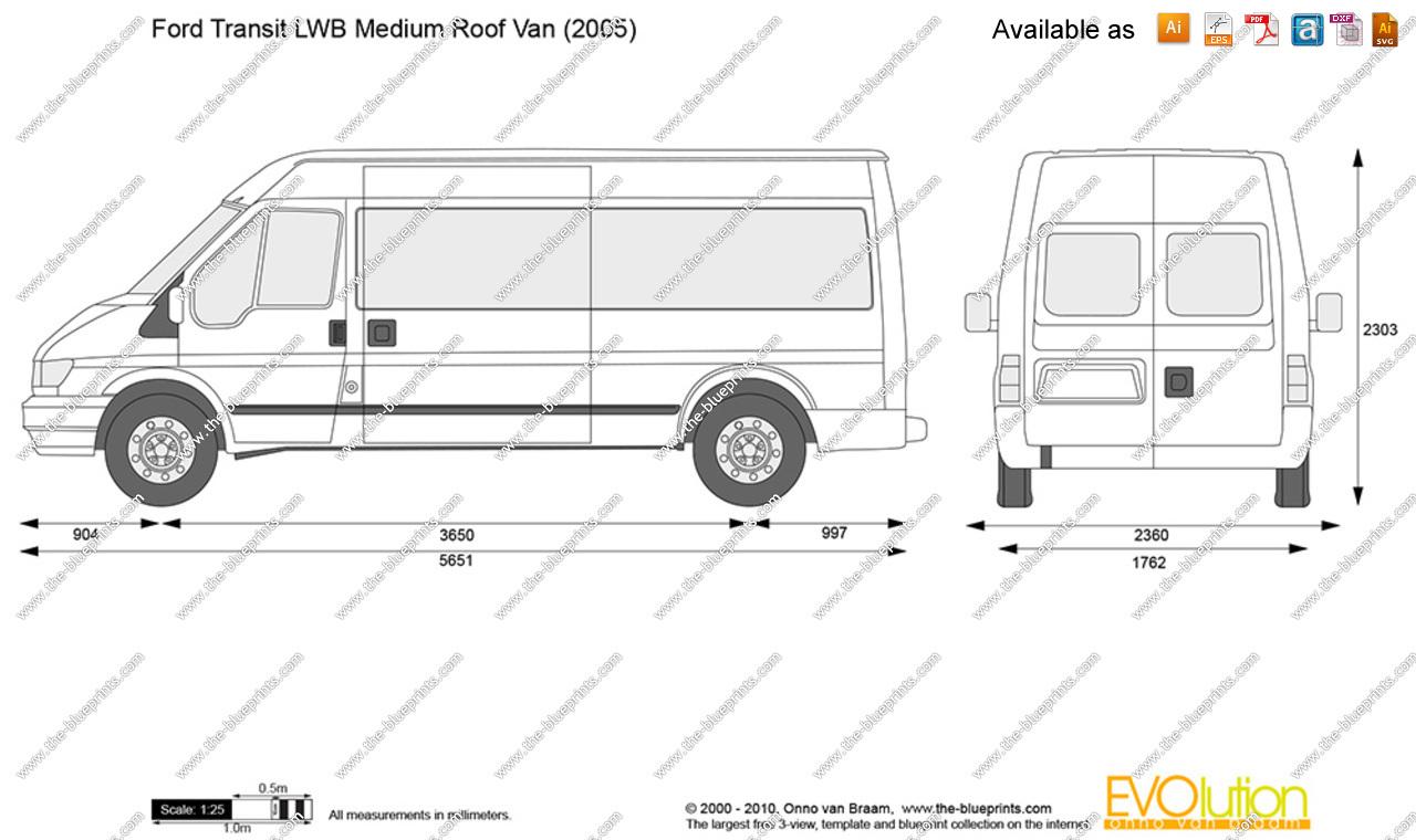 ford transit 2009 технические характеристики #11