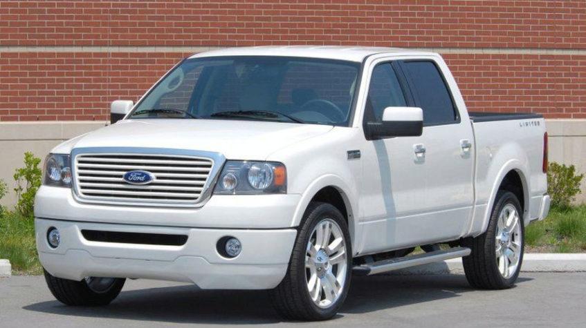 форд пикап 2008