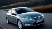 техническая характеристика автомобиля форд мондео