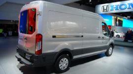 форд транзит новый кузов фото