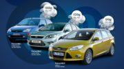 ford focus 2 отличия