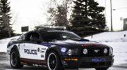 форд мустанг полиция