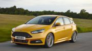 новый ford focus st