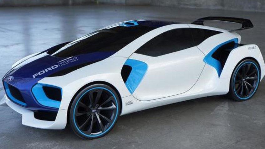 концепт кары форд