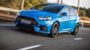 ford focus rs технические характеристики