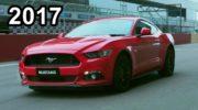 форд мустанг 2017 видео