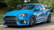 ford focus rs 2017 цена